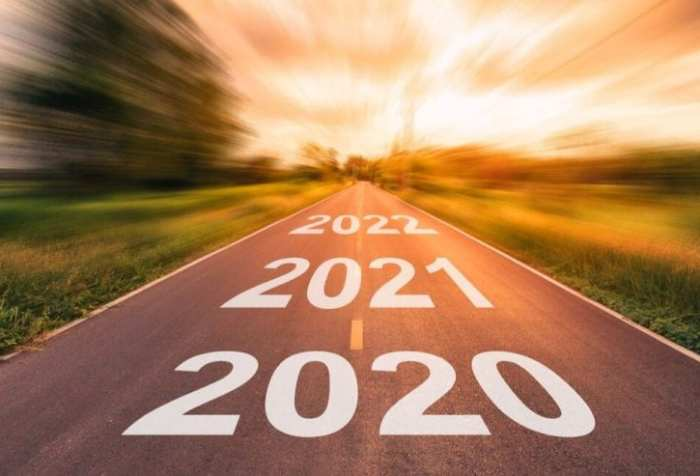 road exiting 2020 to 2021